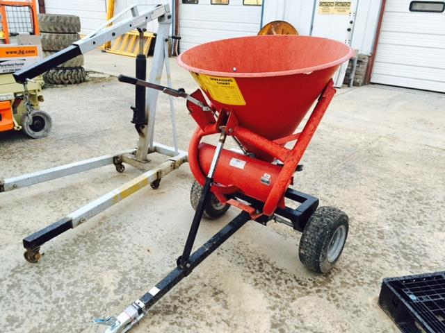 Where to find ATV Seeder Spreader in Springfield