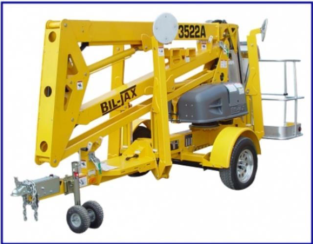 Where to find 3522A Towable Boom Lift in Springfield