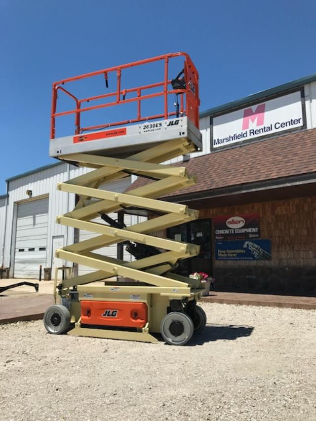 Where to find JLG 2630 Scissor Lift in Springfield