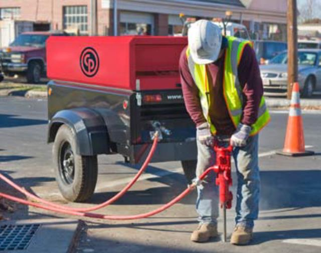 CP PNEUMATIC ROCK DRILL Rentals Springfield MO, Where to Rent CP