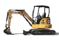 Rental store for CAT 303E Excavator   Open Station in Springfield MO