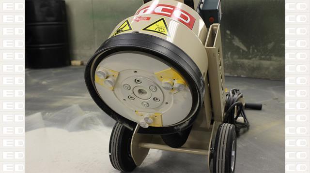 EDCO GAS SINGLE HEAD FLOOR GRINDER Rentals Springfield MO